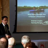 Launch of the Nene Valley Strategic Plan Realising the Potential of the Nene Valley