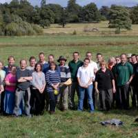 Restoration of the Wicksteed Park Water Meadow 04